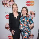 Melissa Joan Hart and her sister, Trisha Hart at