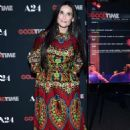 Demi Moore – 'Good Time' Premiere in NYC - 454 x 665