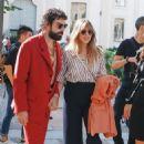 Elizabeth Olsen – Leaving the Womenswear Show in Milan