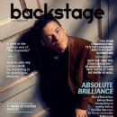 Rami Malek - Backstage Magazine Cover [United States] (22 November 2018)