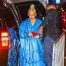 Christina Aguilera – Arrives at Radio City Music Hall in New York City - 454 x 681