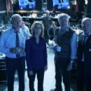 Big Game; Victor Garber, Felicity Huffman, Jim Broadbent, and Ted Levine