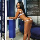 Hot Babes Emmaly Lugo Straight Stuntin Usa April 2011