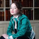 Anna Popplewell - Photoshoot At The Soho Hotel
