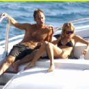 Jude Law Is Hands On With Sienna Miller