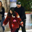 Kourtney Kardashian – Ice skating at a Christmas party in Thousand Oaks - 454 x 660