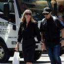 Gwyneth Paltrow with a bodyguard shopping in NY - 454 x 681