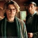 Johnny Depp and John Turturro in Secret Window - 2004