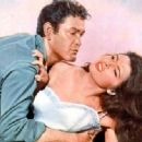 Tina Louise and Earl Holliman