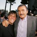 Burt with son