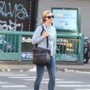 Jennifer Morrison out in Manhattan - 454 x 601