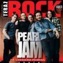 Pearl Jam - Teraz Rock Magazine Cover [Poland] (November 2013)
