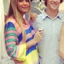 Gigi Hadid and Patrick Uretz