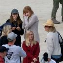 Reese Witherspoon – On the set of 'Big Little Lies' in Monterey