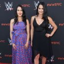 Brie and Nikki Bella – WWE FYC Event in Los Angeles - 454 x 617