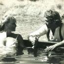 Linda Evans and Steve McQueen