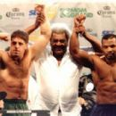 Peter McNeeley, Don King & Mike Tyson - 400 x 280