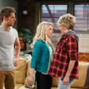 Jean-Luc Bilodeau, Bailey Buntain & Chelsea Kane in ABC Family's 'Baby Daddy' (2014) - 454 x 303