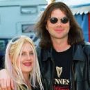 John Norum & Michelle Meldrum - 454 x 337