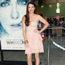 Jacinda Barrett - Los Angeles Premiere Of 'Whiteout' At The Mann Village Theater In Westwood, California On September 9, 2009 - 454 x 627