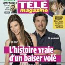 Ellen Pompeo, Patrick Dempsey - Tele Magazine Cover [France] (19 September 2009)