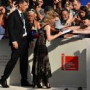 Amanda Seyfried – First Reformed red carpet at 2017 Venice Festival - 454 x 337