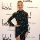 Karolina Kurkova 2014 Elle Style Awards In London