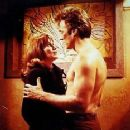Clint Eastwood and Susan Clark
