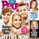 Britney Spears People Magazine April 6, 2015 issue