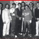 Deney Terrio, Chuck Norris, Rob Kaman, Don Wilson, Michael Talbot, Greg Sierra, & John Diehl, 1983 - 454 x 337