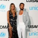 Heidi Klum and Tom Kaulitz – 2018 UNICEF Gala in Porto Cervo - 454 x 681