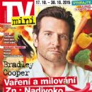 Bradley Cooper - TV Mini Magazine Cover [Czech Republic] (17 October 2015)