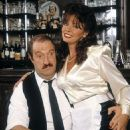 Gorden Kaye and Vicki Michelle  -  Wallpaper - 454 x 539