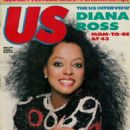 Diana Ross - US Magazine Cover [United States] (1 June 1987)
