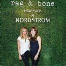 American actress Katie Cassidy attends Rag & Bone Personal Appearance And Cocktail Party at Nordstrom Pacific Centre on October 29, 2015 in Vancouver, Canada - 429 x 600