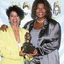 Debbie Allen and Queen Latifah