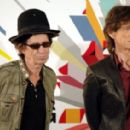 The Rolling Stones 'A Bigger Bang World Tour' Tokyo Press Conference - 20 March 2006 - 454 x 282