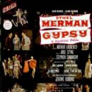 Gypsy Original 1959 Broadway Cast Starring Ethel Merman - 454 x 449