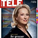 Meryl Streep - Tele Magazine Cover [Switzerland] (3 March 2012)
