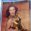 Dolores del Rio - Screen Guide Magazine Pictorial [United States] (May 1940) - 454 x 636