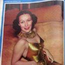 Dolores del Rio - Screen Guide Magazine Pictorial [United States] (May 1940)