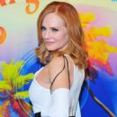 Marg Helgenberger – Opening night for Escape to Margaritaville in New York - 454 x 552