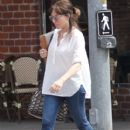 Katey Sagal is spotted out shopping in Beverly Hills, California on April 6, 2016