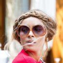 Kat Graham – Out in Milan – Italy - 454 x 681