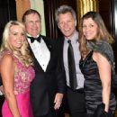 Linda Holliday, Bill Belichick, Jon Bon Jovi and Dorthea Bon Jovi attend the 5th Annual Irish Eyes Gala at JW Marriott Essex House on March 16, 2015 in New York City.