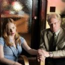 Jaime Ray Newman and Ed Begley Jr.