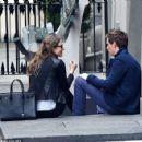 Eddie Redmayne and Hannah Bagshawe - 454 x 424