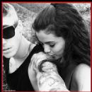 Justin Bieber,Selena Gomez in Saint Martin Caribbean Sea Friday September 26, 2014
