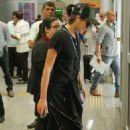 Bruna Marquezine – Arrives at Rio de Janeiro's International Airport - 454 x 681