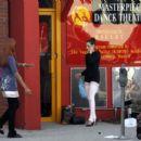 Brittany Murphy - Ballet Candids